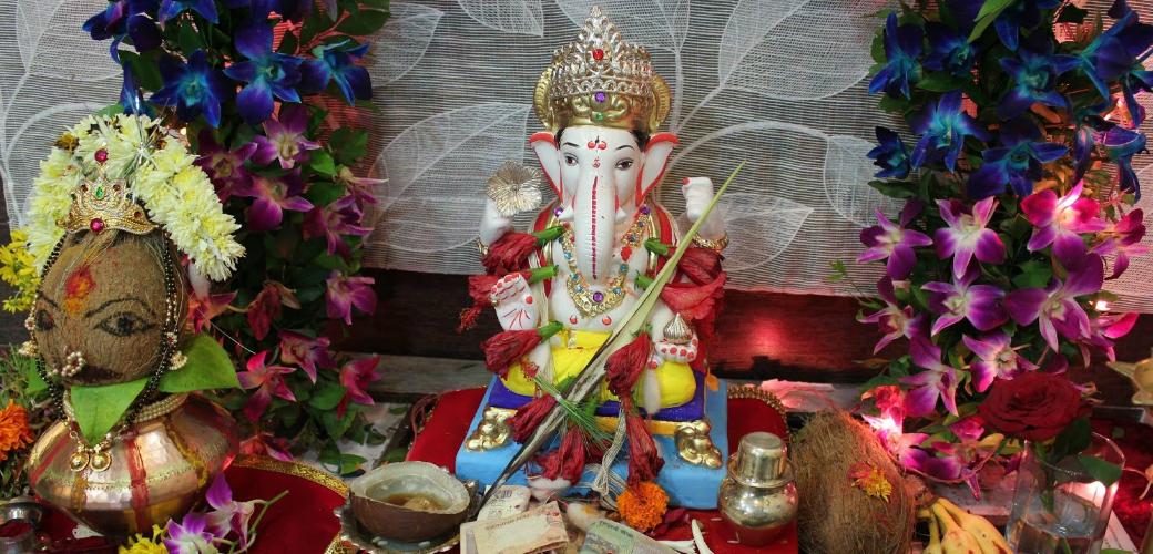 Ganesh Sthapana Vidhi