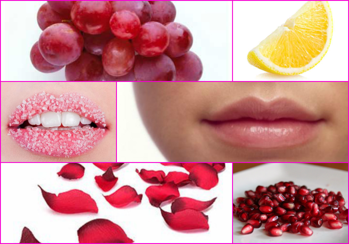 Remedy Tips for Pink Lips