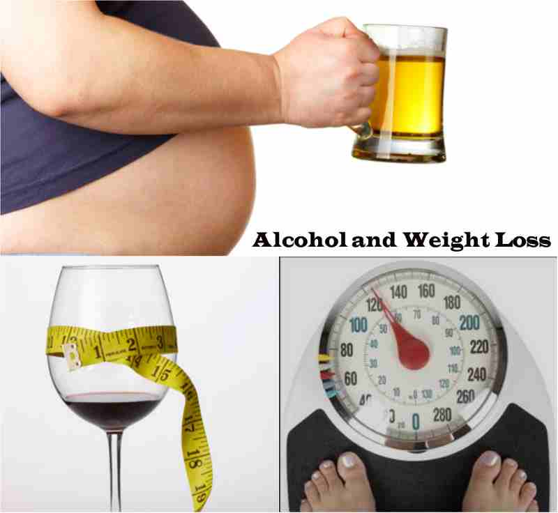 Alcohol-and-Weight-Loss