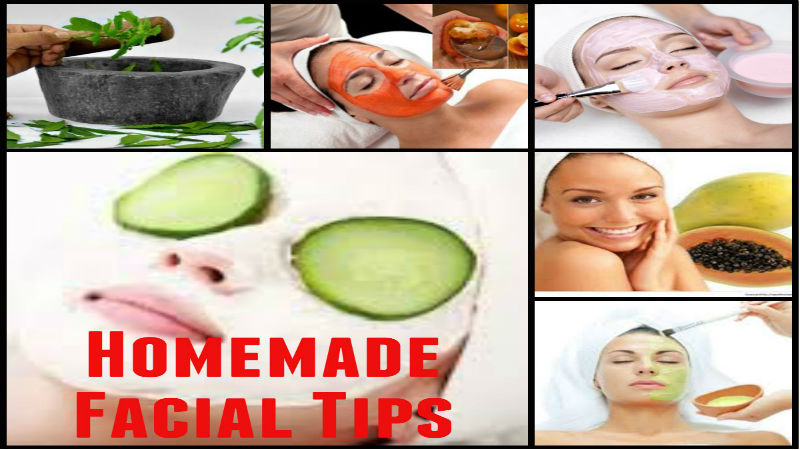 Homemade-Facial