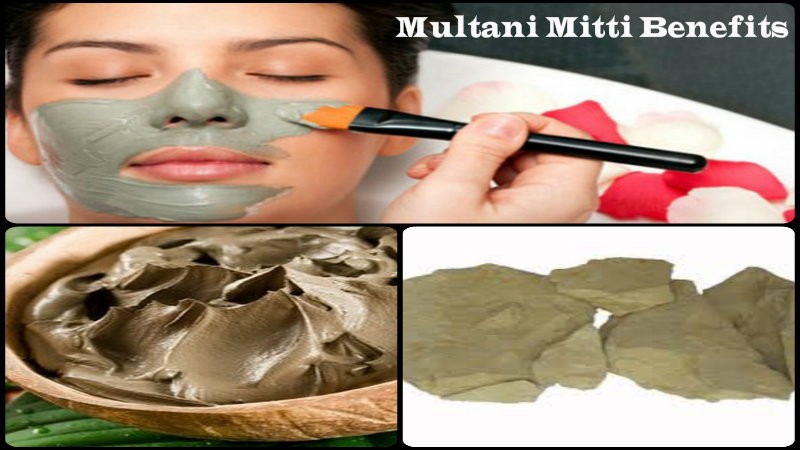 Multani Mitti Benefits - multani mitti face pack
