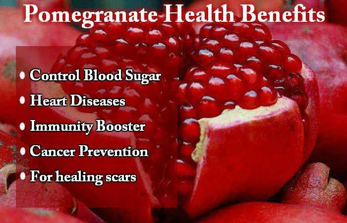 Pomegranate-Health-Benefits