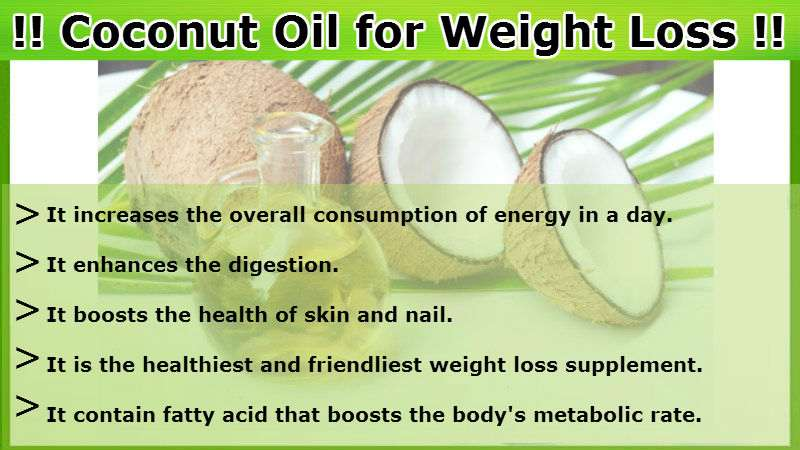 Coconut Oil For Weight Loss In Hindi Vajan Kam Karne Ke Liye
