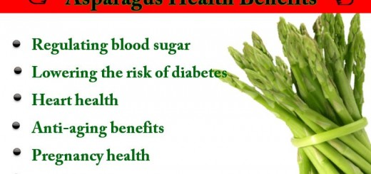 Asparagus Health Benefits