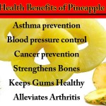 Health Benefits of Pineapple and it's Amazing Nutritional Facts