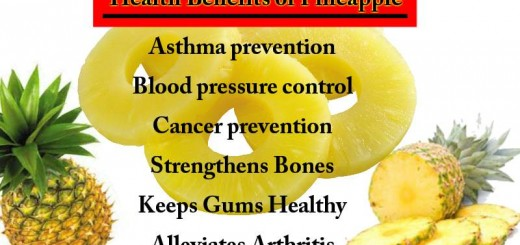 Pineapple-Health Benefits