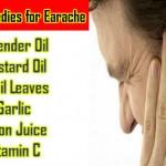 Home Remedies for Earache: Kan Ke Dard ke Gharelu Nuskhe