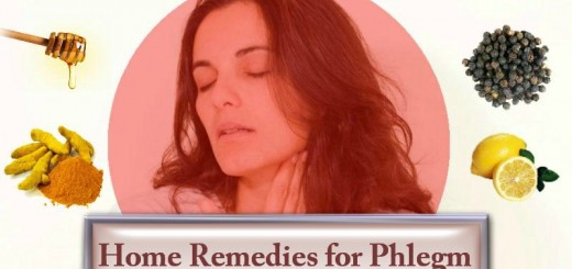 Home Remedies for Phelgm