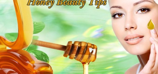 Beauty Tips -Honey