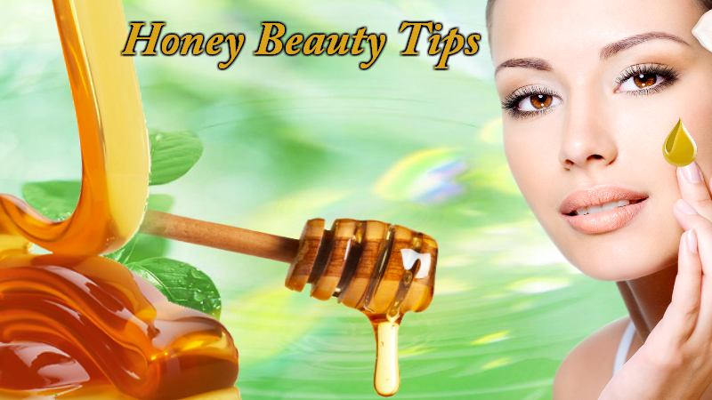 Beauty Tips -Honey