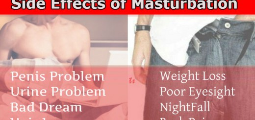 Side Effects of Masturbation