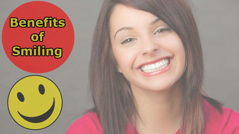 benefits of smile Smiling is always good medicine-the duchenne smile is the best smiling is always good medicine-the duchenne smile is the general health benefits of smiling.