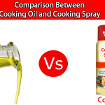 A Healthy Comparison Between Cooking Oil and Cooking Spray