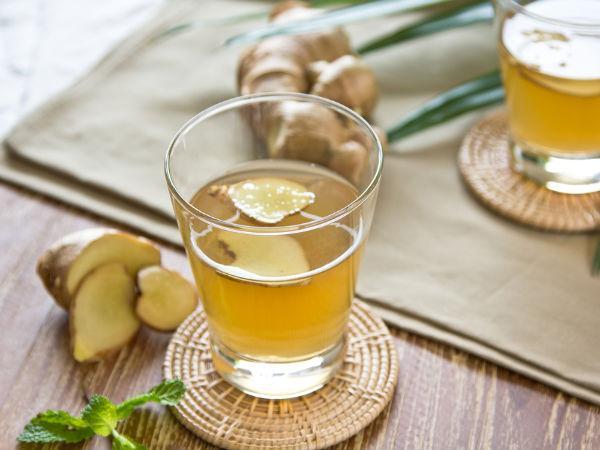 Ginger Juice Benefits