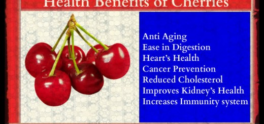 Benefits of Cherry in Hindi