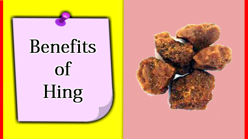 Hing Benefits