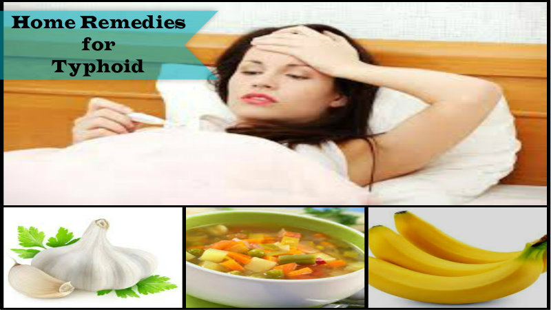 Home Remedies for Typhoid