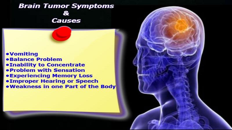 perceiving primary brain tumor symptoms in early stage