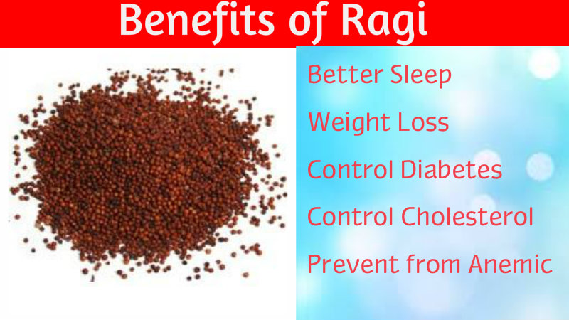 Ragi Benefits