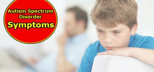 Autism Spectrum Disorder Symptoms