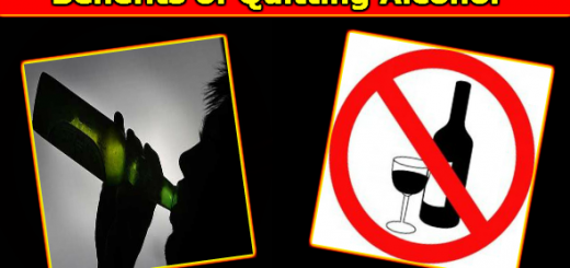 Benefits of Quitting Alcohol