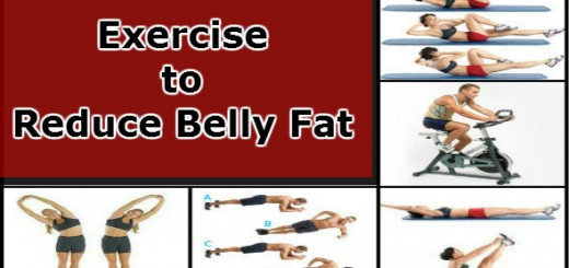 Exercise to Reduce Belly Fat