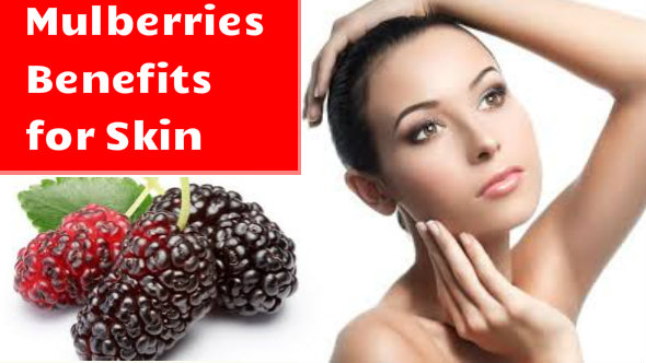 Mulberries  Benefits  for Skin
