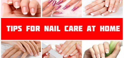 Nail Care at Home
