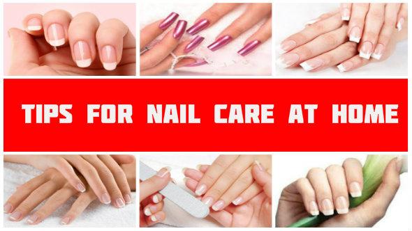 Nail Care at Home