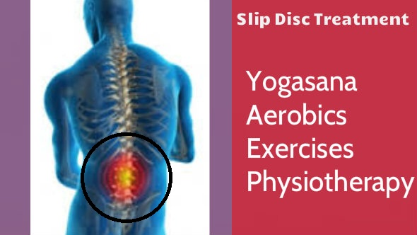 Slip Disc Treatment in Hindi