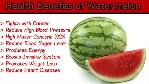 Watermelon Benefits in Hindi