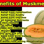 Benefits of Muskmelon: Kharbooza Khane se Swasth Laabh