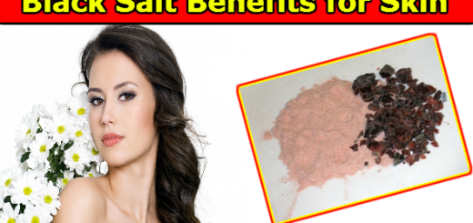 Black Salt Benefits for Skin