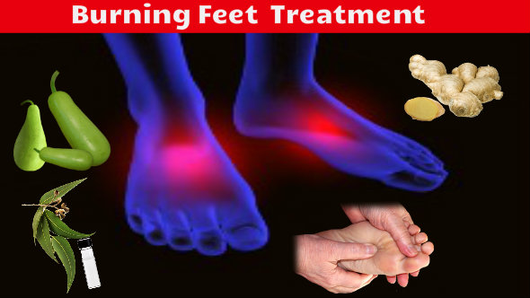 Home Remedies for Burning Feet