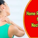 Home Remedies for Neck Pain: Gardan ke Dard se Rahat Paye