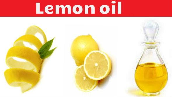 Lemon Oil Benefits