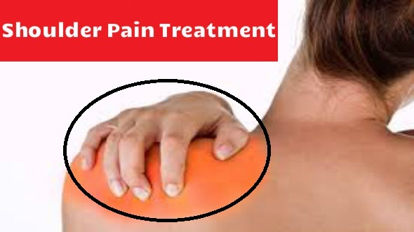 Treatment of shoulder pain at night