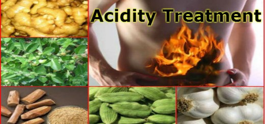 Acidity Treatment in Hindi