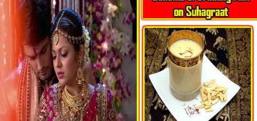 Benefits of Drinking Milk on Suhagraat