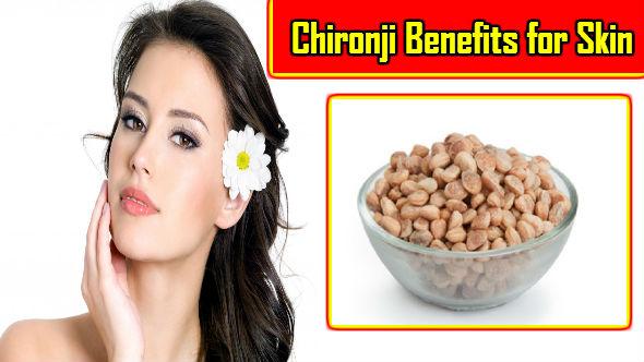 Chironji Benefits for Skin