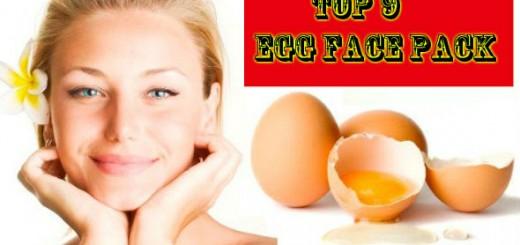 Egg Face Pack