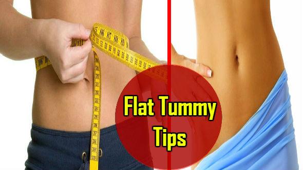Flat Tummy Tips in Hindi