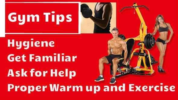 Gym-Tips