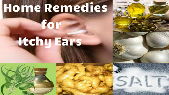 Home Remedies for Itchy Ears