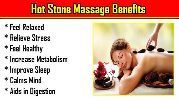 Hot Stone Massage Benefits