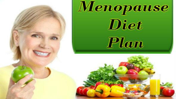 Menopause Diet Plan