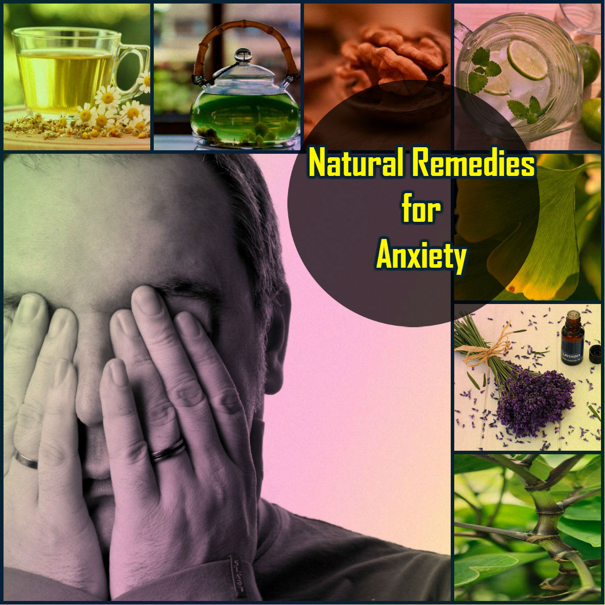 Natural Remedies for Anxiety-Ghabrahat ke Ilaj