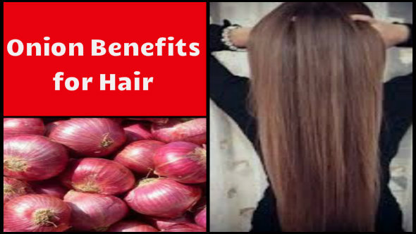 Onion Benefits for Hair