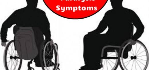 Paralysis Symptoms