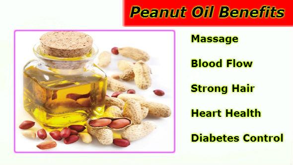 Peanut Oil Benefits